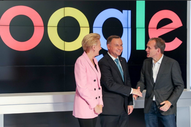 Google i Youtube mają plany wobec Polski