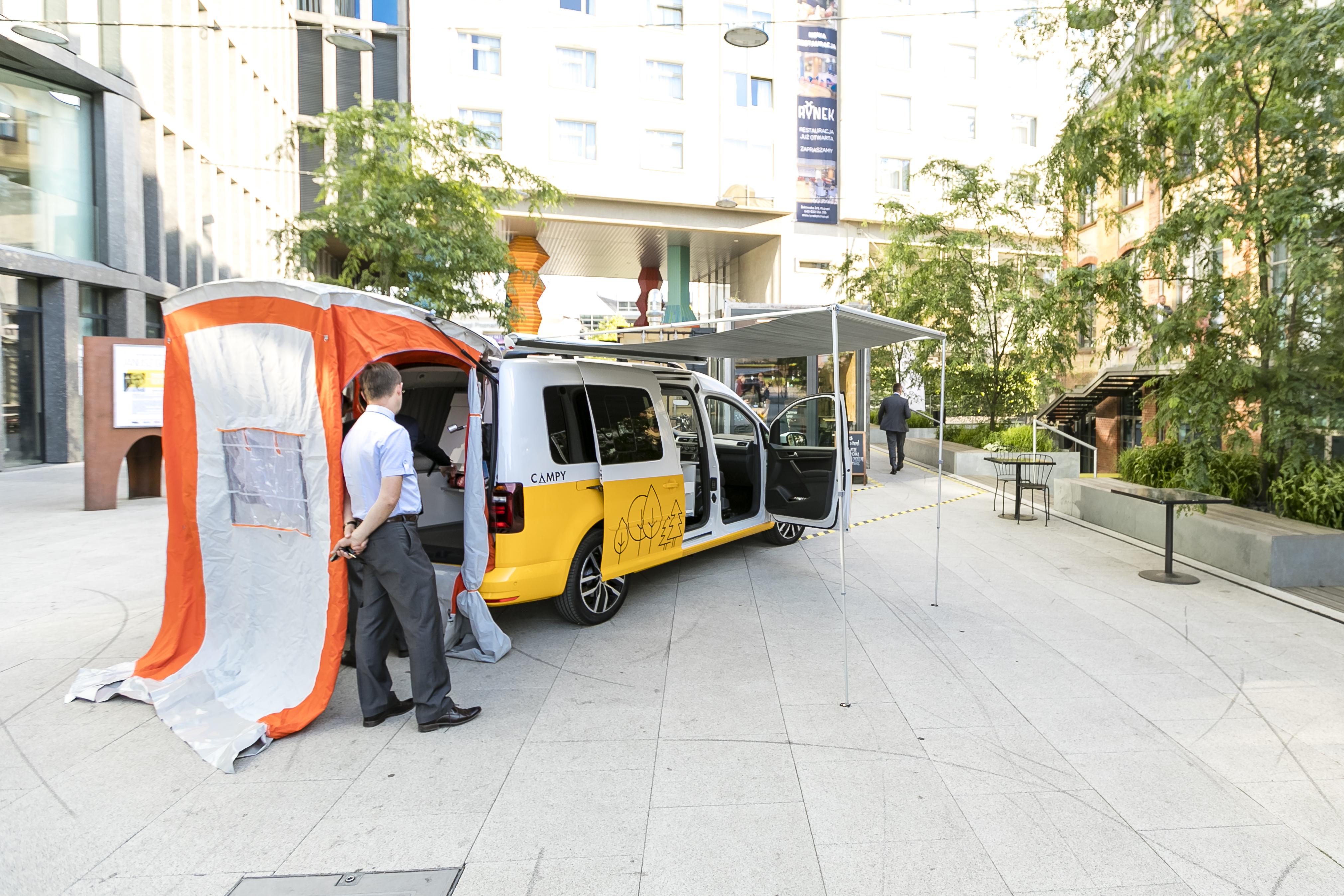 Jeden z projektów wyróżnionych w czasie gali Volkswagen Poznań 17 czerwca. (fot. materiały prasowe/Volkswagen Poznań)