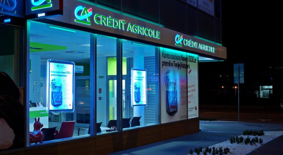 Bank Credit Agricole wspiera szkolenia liderów organizacji pozarządowych