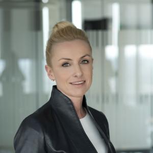 Dagmara Sobolewska, dyrektor pionu HR w firmie Erbud