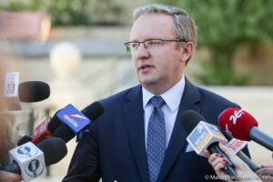 Krzysztof Szczerski ubiega się o wysokie stanowisko w NATO