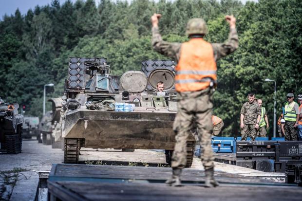 Trzy garnizony wojskowe do likwidacji