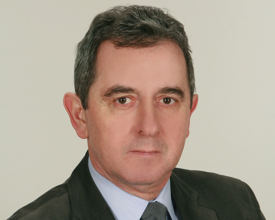 Dr hab. Mirosław Włodarczyk, prof. nadzw. Uniwersytetu Łódzkiego. Fot. Archiwum prywatne