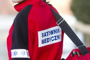 Ratownik medyczny oskarżony o seksualne wykorzystanie małoletniej