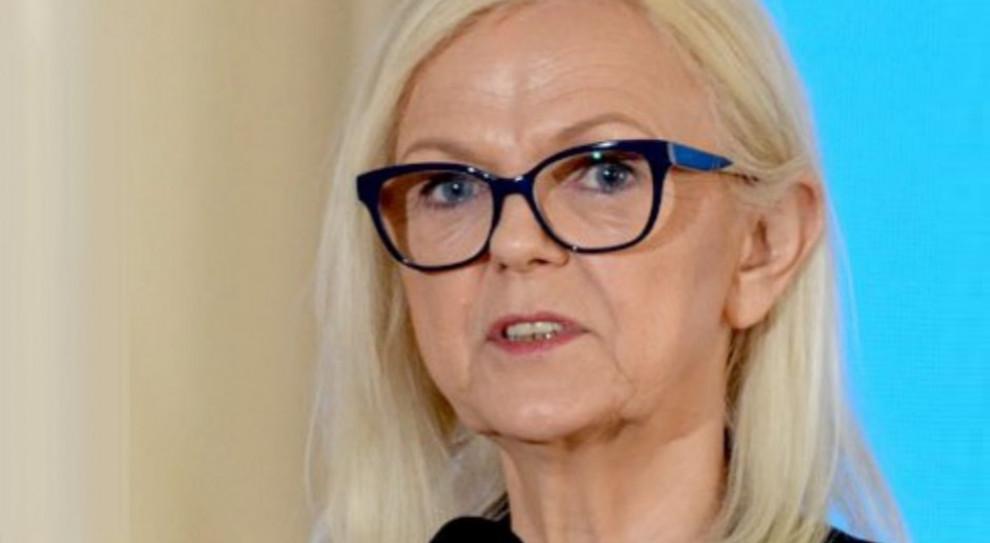 Borys-Szopa: wyłączenie dodatku stażowego bardziej sprawiedliwe