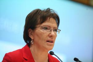 Ewa Kopacz kandydatką na wiceprzewodniczącego Parlamentu Europejskiego