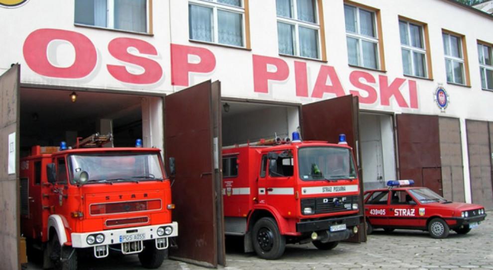 PSL chce dodatku do emerytury dla strażaków-ochotników