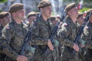 Lubelskie/Kolejni żołnierze Obrony Terytorialnej złożą przysięgę