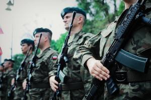 600 nowych żołnierzy WOT złoży w niedzielę przysięgę