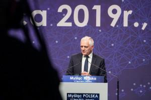 Jarosław Gowin: na nową kadencję dalsze wdrażanie ustawy 2.0 i reforma PAN