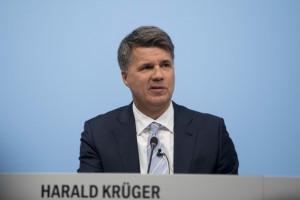 Harald Krueger ustąpił ze stanowiska dyrektora generalnego BMW