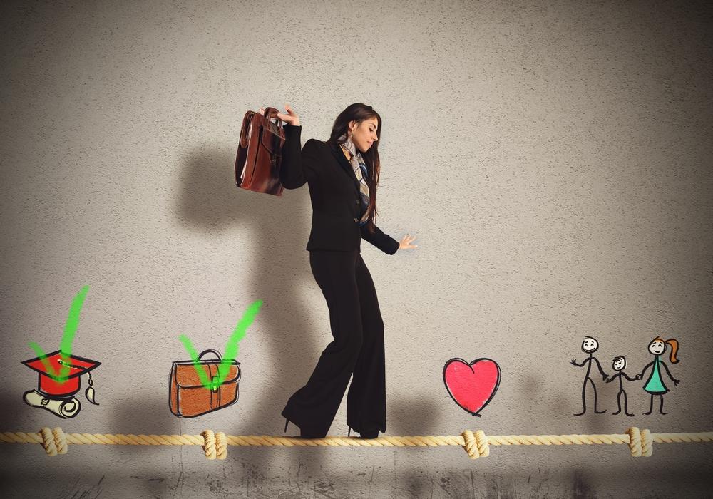 Jak wynika z badania Michael Page, 7 na 10 Polaków dobrze ocenia swój work-life balance. (Fot. Shutterstock)