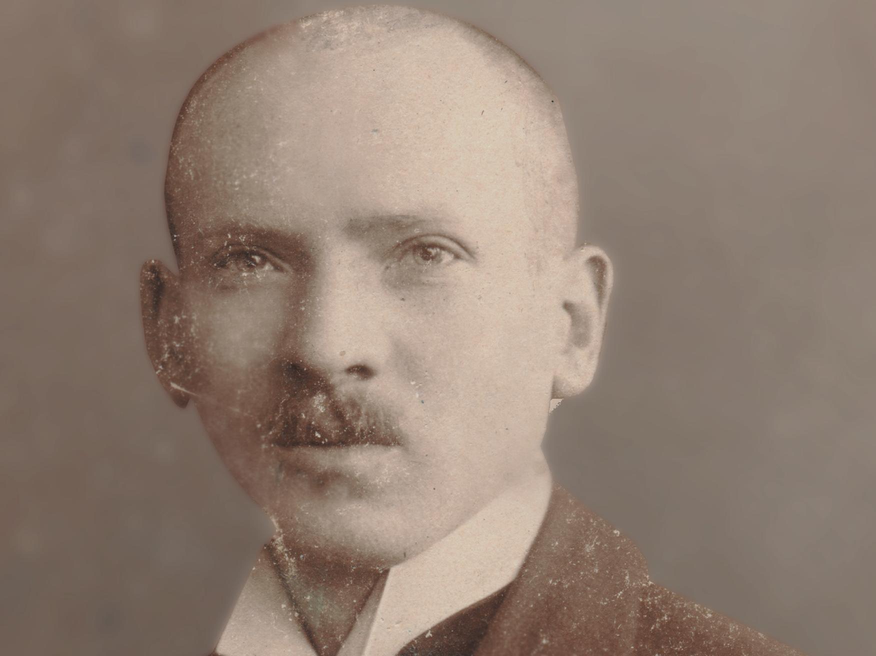 Na zdjęciu Augusty Hermann (fot. archiwum prywatne)