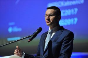 Morawiecki: naszym punktem odniesienia są aspiracje Polaków i dalszy rozwój kraju