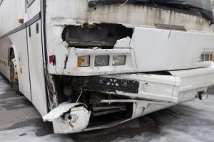 Kierowca ukraińskiego autokaru z zarzutami