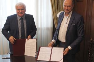 Politechnika Wrocławska i Volvo Polska będą współpracować