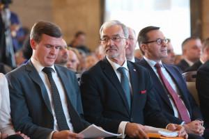 Minister Kwieciński: gdyby wzrost PKB był dyscypliną sportową, moglibyśmy liczyć na srebro