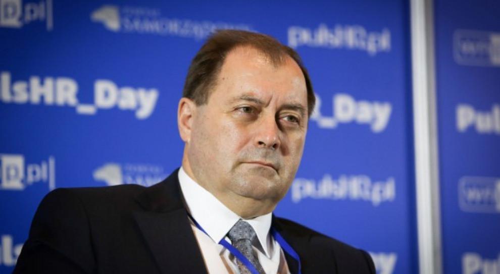 Wiesław Łyszczek, Główny Inspektor Pracy (fot. PTWP)