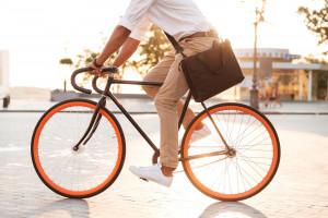 Rusza rowerowa rywalizacja firm. Pracownicy ścigają się na kilometry