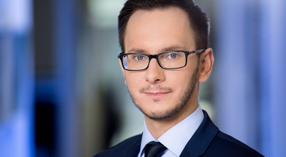 Bartosz Sroka awansował w dziale korporacyjnym Grayling