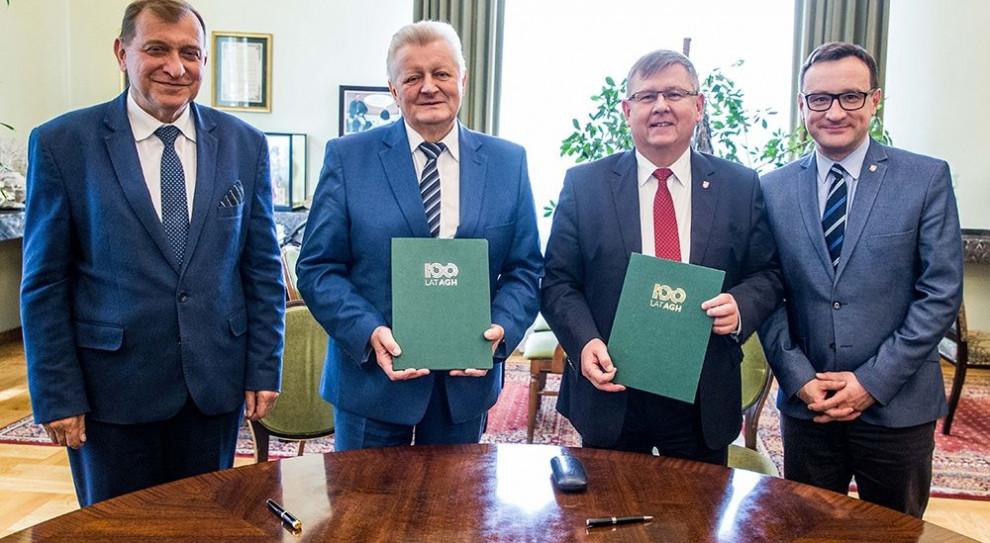 Akademia Górniczo-Hutnicza będzie pracować na rzecz rozwoju regionu