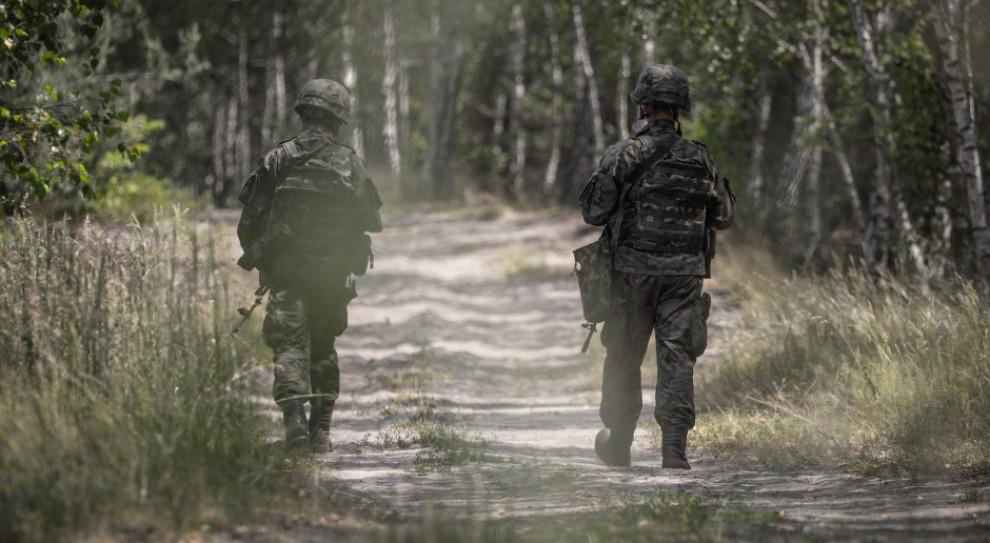 200 żołnierzy WOT bierze udział w poszukiwaniach chłopca