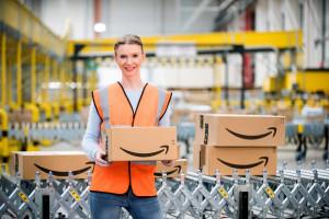 Amazon otwiera nowe centrum w Polsce. Zatrudni 1 tys. osób