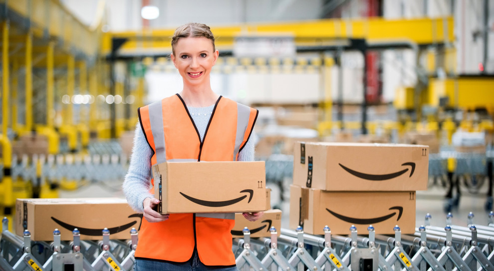 Amazon restrukturyzuje logistykę. Podwykonawca zwolni 1600 osób