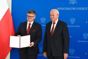 Adam Gawęda wiceministrem energii