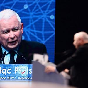 Kaczyński ostro o odrzuceniu kandydatury Szydło