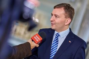 Schreiber pozytywnie o projekcie ustawy obniżającej podatek PIT