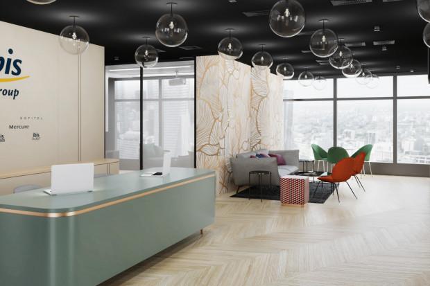 Orbis i Accor ma nowe biuro. W jego aranżację włączyli się pracownicy