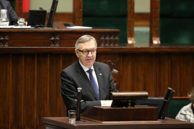 Wiceminister pracy Stanisław Szwed. (fot. stanislawszwed.pl)
