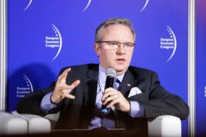 Szczerski nie idzie do NATO. Gowin: jego rywal miał większe doświadczenie