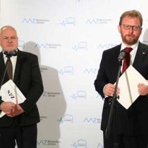 Rada NFZ pozytywnie zaopiniowała rezygnację Andrzeja Jacyny