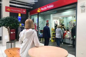Poczta Polska organizuje ekspresową rekrutację