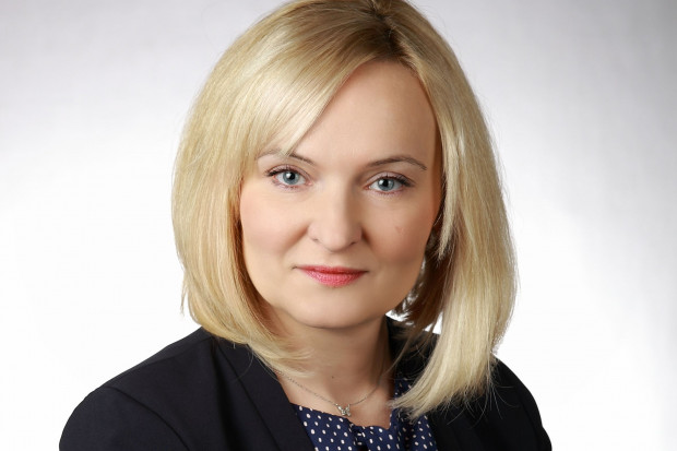 Inga Chodorowska-Korpak, członek zespołu zarządzającego Lafarge w Polsce