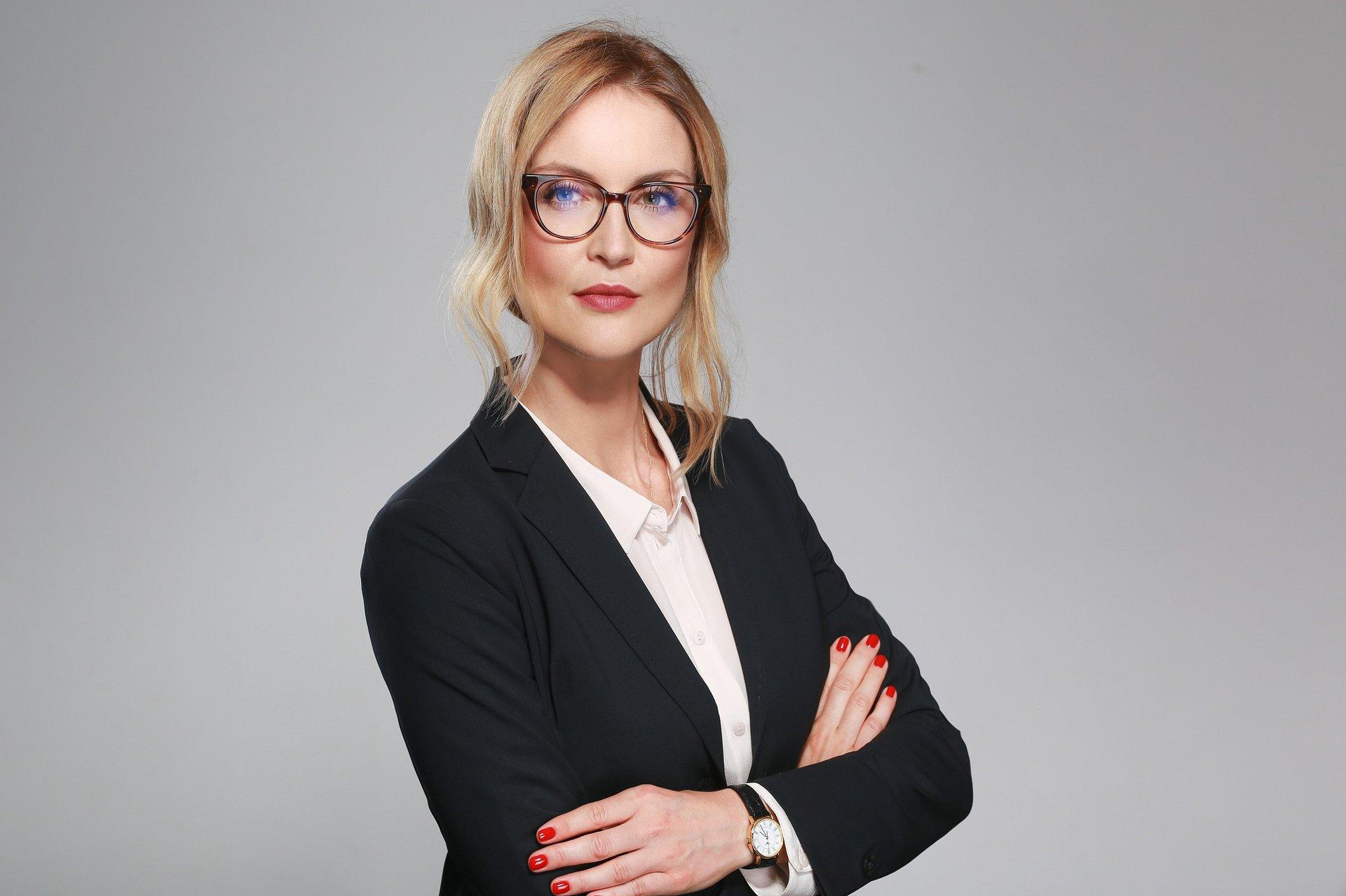Natalia Bogdan z agencji pośrednictwa pracy Jobhouse. (fot. Jobhouse)