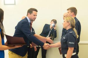Na nagrody dla stołecznych policjantów przeznaczono 176,5 tys. zł
