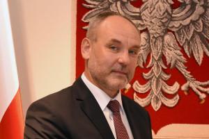 Piotr Dziadzio nowym Głównym Geolog Kraju