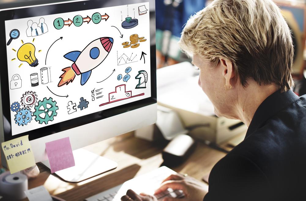 Cyfrowo dojrzałe firmy inwestują w bardziej zaawansowane innowacje, niż firmy będące w trakcie procesu transformacji. (Fot. Shutterstock)