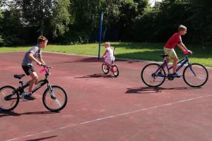 Tauron przekazał rowery dla dzieci