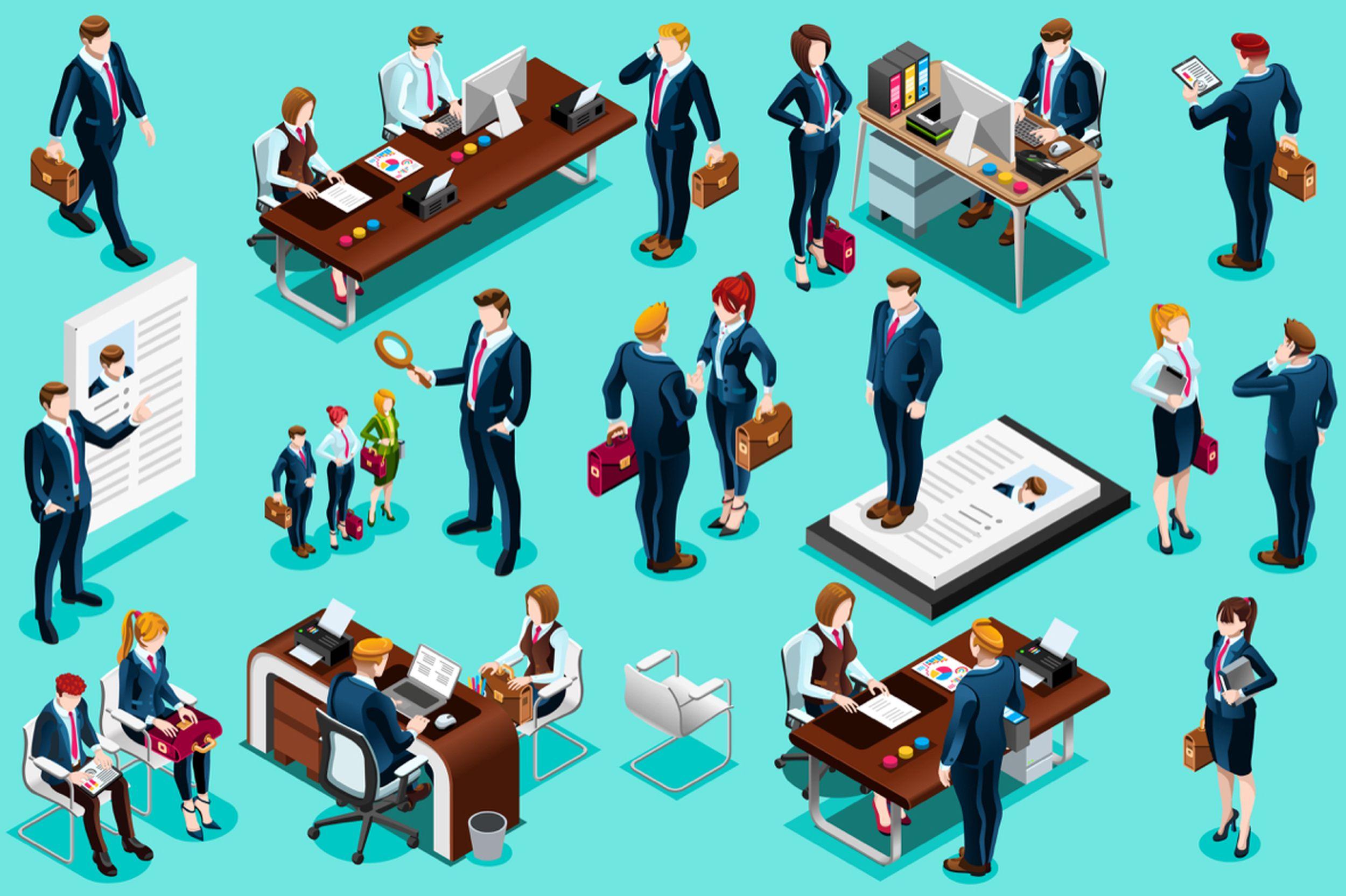 Wynagrodzenie na stanowisku rekrutera uzależnione jest od wielu czynników, m.in. wielkości firmy, obszaru odpowiedzialności, stawianych celów i systemu premiowego. (Fot. Shutterstock)