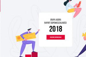 """Grupa Agora wydała raport """"Odpowiedzialności za 2018 r."""""""