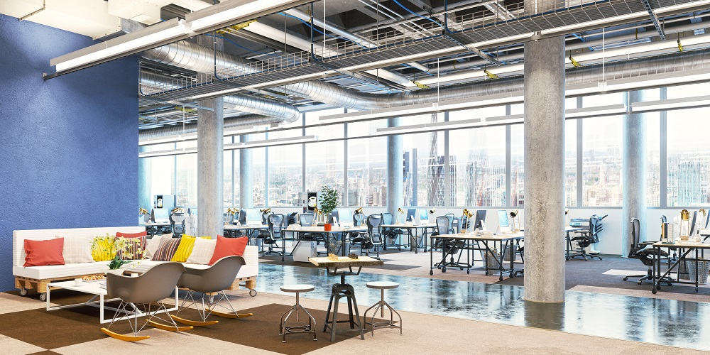 Biuro typu open space (fot. materiały prasowe)