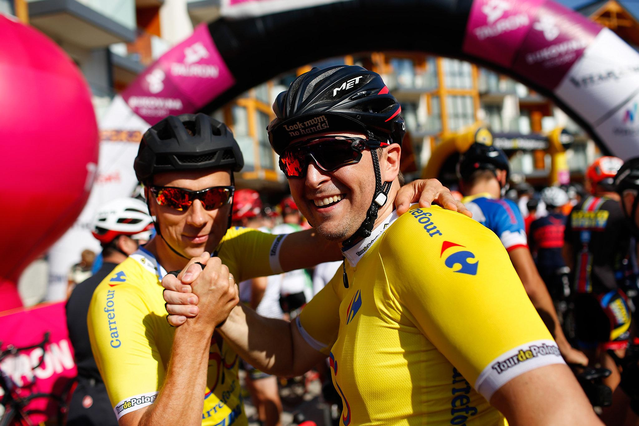Zawodnicy Carrefour Cycling Team (fot. materiały prasowe)