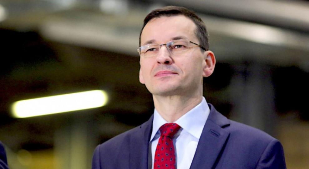 """Morawiecki o """"rozwoju w naszych portfelach"""""""