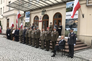 Minister Błaszczak wyróżnił najlepszych żołnierzy