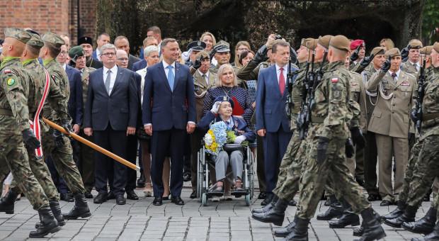 Prezydent Duda pozytywnie o żołnierzach Wojska Obrony Terytorialnej