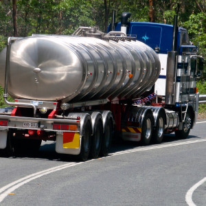 Kierowcy cystern kończą strajk
